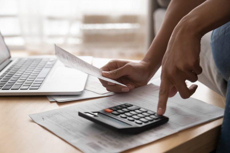 Calcul du coût unitaire moyen pondéré