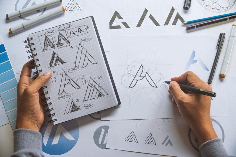 Création de logo d'entreprise