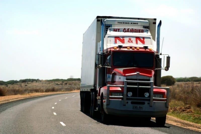 Capacité de transport de marchandises